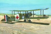 De Havilland D.H.9 Ambulance