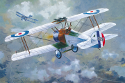 Sopwith F.1/3 Comic