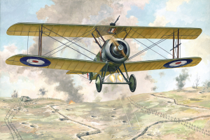 Sopwith 2F1 Camel Trench Fighter