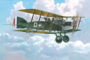 Bristol F.2b Fighter Sunbeam Arab